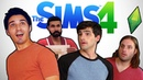 THE SIMS 4 IN REAL LIFE