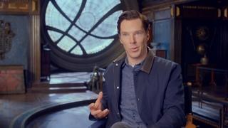 Doctor Strange | Cast Interview