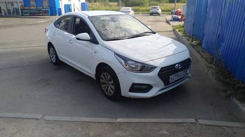 22 августа около 6 утра на улице Коллонтай от дома 4к2 был угнан автомобиль Hyundai Solaris белого цвета , 2018 года выпуска.