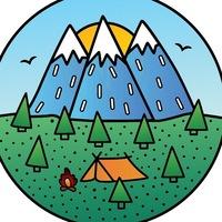 Логотип Турклуб - ГОРЫ ЗОВУТ