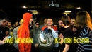 NUCLEAR BATTLE MC NEVERIN vs КОЛЯН БОРЯН BAD BARS