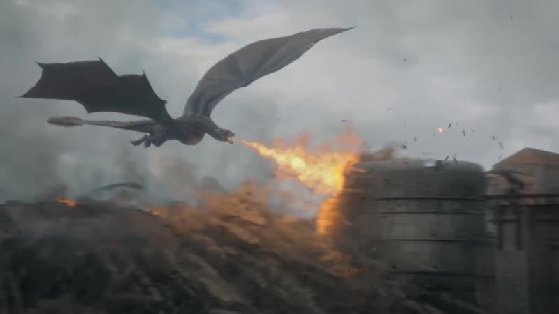 Sabaton - Firestorm / Daenerys attacks Kings Landing