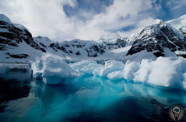 Была ли Антарктида безо льда