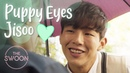 Can't Resist Jisoo's Puppy Eyes | My First First Love [ENG SUB CC]