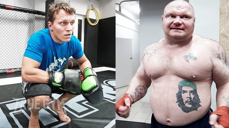 Тарасов разобрал огромного нокаутера 130 кг / Дацик не сможет победить?!