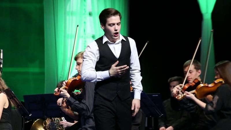 VII Молодёжный фестиваль искусств Зелёный шум Концертная программа Странствия Музы