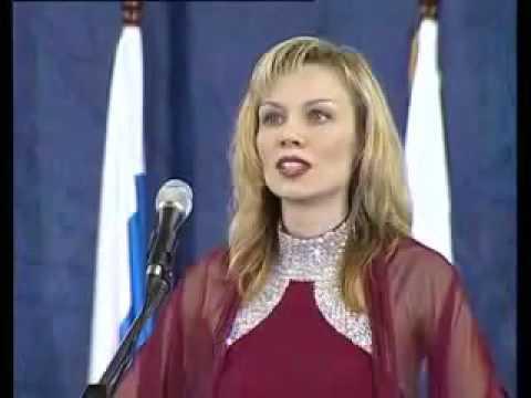 Адажио Альбинони. Диана Судакова. первая русскоязычная христианская оперная певица, проповедник.