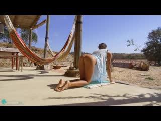 Clover nude gym - katya clover [порно, секс, анал, минет, домашнее, porn, sex, teen, anal]