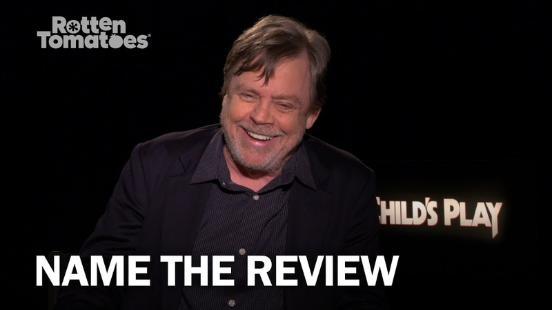 Mark Hamill Plays Name the Review Rotten Tomatoes