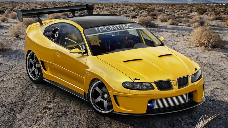 Need for Speed Underground 2 Pontiac GTO Tuning And Drag Racing