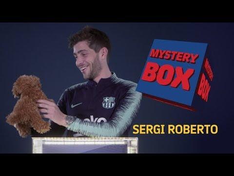 MYSTERY BOX | Sergi Roberto