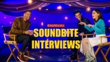Will Smith Hilarious Interview With Aladdin Cast Naomi Scott, Massoud