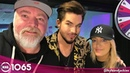 Adam Lambert 2019 Interview With Kyle Jackie O | KIIS1065