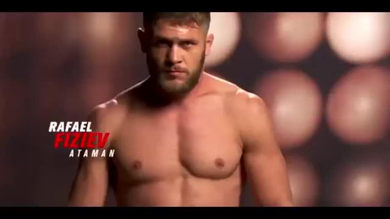 РАФАЭЛЬ ФИЗИЕВ : UFC ВЫХОД НА БОЙ