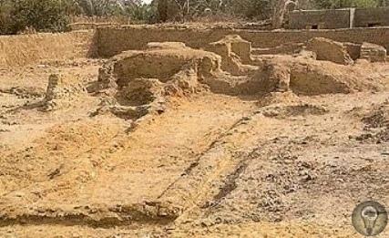 Египетская находка таинственной мини-женщины