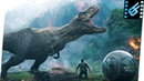 Carnotaurus Attack Saved by Rexy Jurassic World Fallen Kingdom 2018 Movie Clip