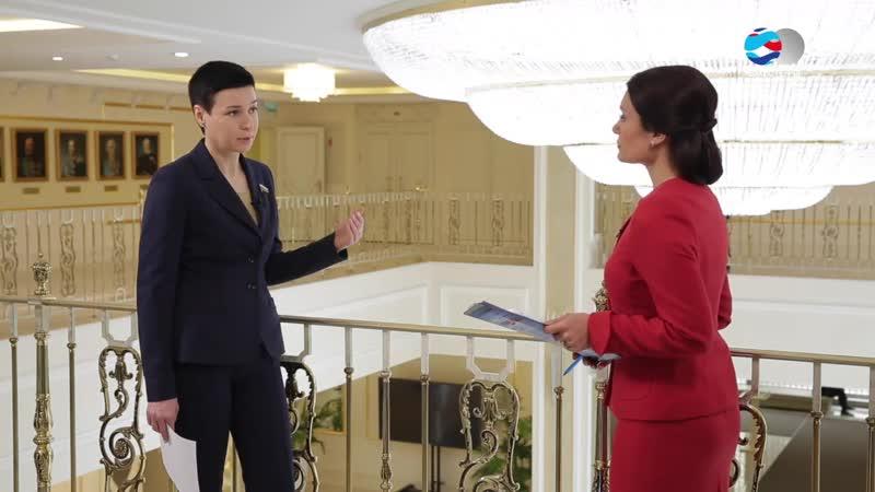 Ирина Рукавишникова. Новый закон снизит бюрократическую нагрузку на учителей