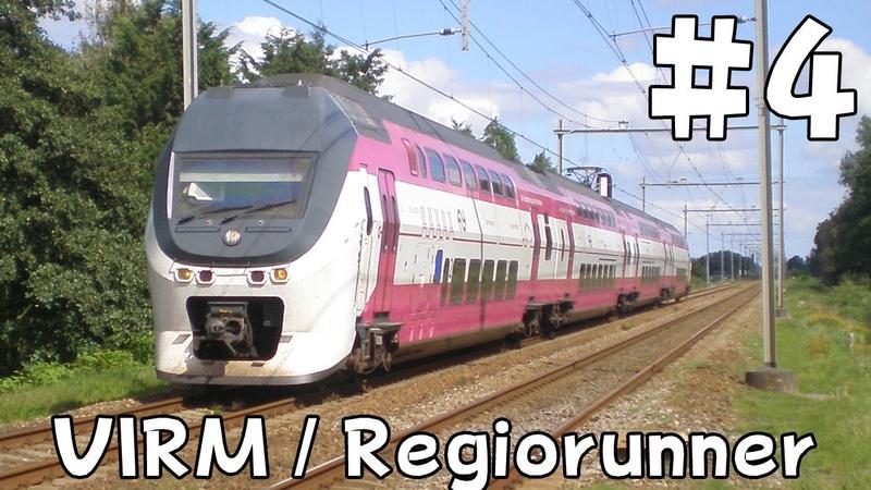De Trein VIRM IRM Regiorunner aflevering 4