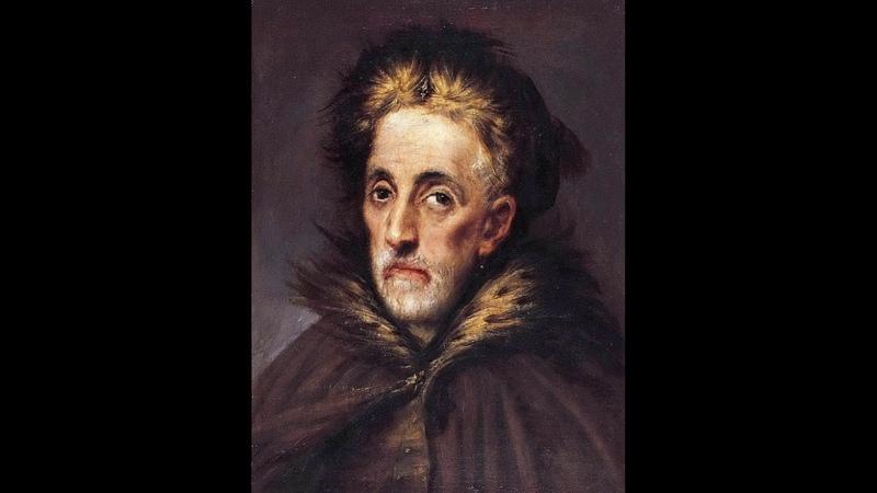 Эль Греко (1541-1614) (El Greco) картины великих художников