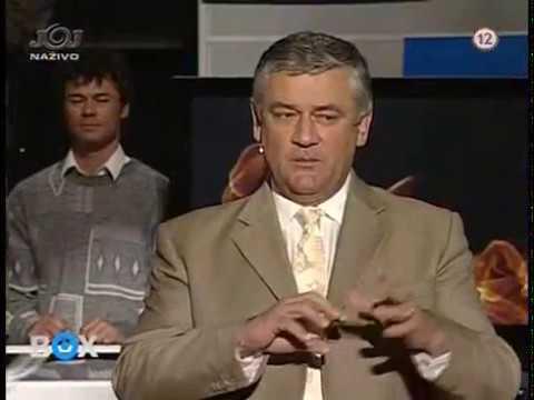 Ján Slota- Každý na Slovensku kto má v riti dieru...