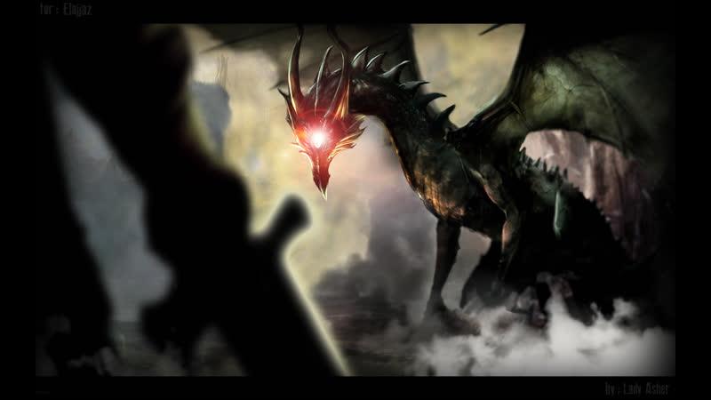 Черный Дракон Каламит 26 Dark Souls Remastered. ..Затем появился нубас.. и сдох.