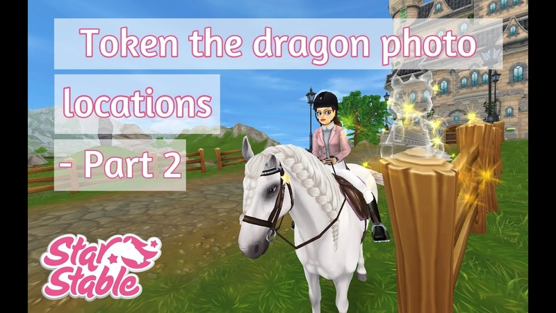 Star stable Token the dragon photo locations Part 2