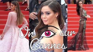 Un oeil sur Cannes : Iris Mittenaere, Winnie Harlow, Nabilla... girl power !