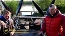 Обзор мотоустановка Аэровездеход Нерпа Завод инновационного транспорта Кемерово
