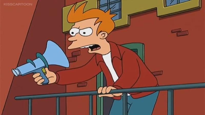 Birthday Special Futurama Fry Stop acting so stupid Sparta Electrum Mix