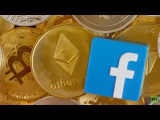 """""""das geld neu erfinden"""": facebook drängt mit eigener kryptowährung in globalen markt"""