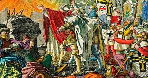 ВЕНГЕРСКАЯ РАПСОДИЯ МАГИСТРА Все начиналось с благих намерений... Венгерский король Андраш II устал разбираться с напористыми половцами-куманами. Этих степняков можно было усмирить только