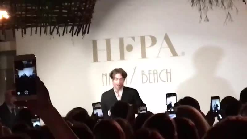 2019 Канны. HFPA Philanthropic party. 19.05.2019