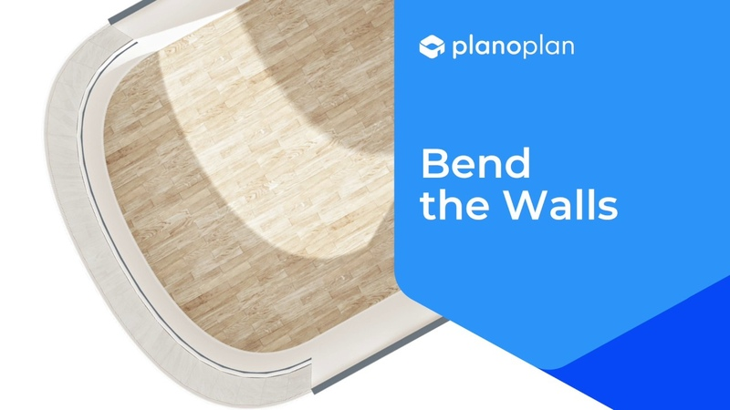Planoplan 2.0 Bend the Walls