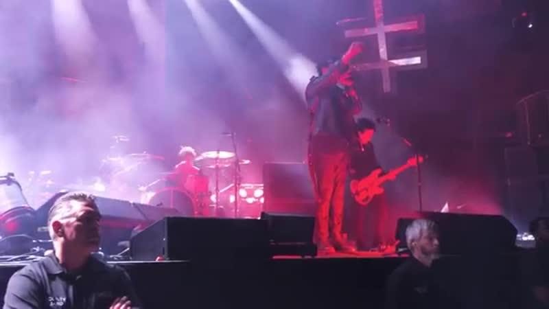 Marilyn Manson - Great Big White World - Winnipeg, Bell MTS Place
