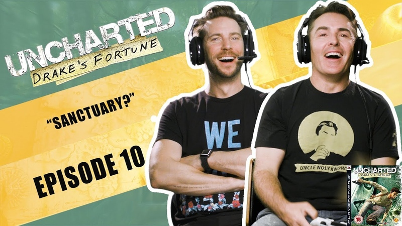Uncharted Drake's Fortune The Definitive Playthrough Part 10 ft Nolan North Troy Baker