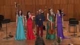 Quartet Cinderella-Sirba ( Vladimir Cosma), LIVE
