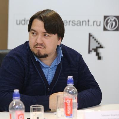 Михаил Красильников, Ижевск