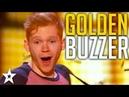 Chase Get Guest DJ Khaled's GOLDEN BUZZER On America's Got Talent
