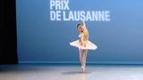 Miko Fogarty - 2015 Prix de Lausanne selections - Classical Variation