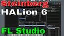 Steinberg HALion 6 Vst FL Studio Complete Synth