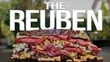 The Best Reuben Sandwich (Ever!) SAM THE COOKING GUY 4K
