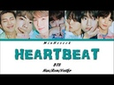 Han Rom Vostfr BTS 방탄소년단 HEARTBEAT Color Coded Vostfr