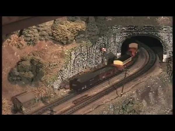 Retour du Rambolitrain de la collection des trains VB.
