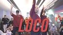 Yung Felix LOCO ft. Poke Dopebwoy   Duc Anh Tran x Bence Kalmar Choreography