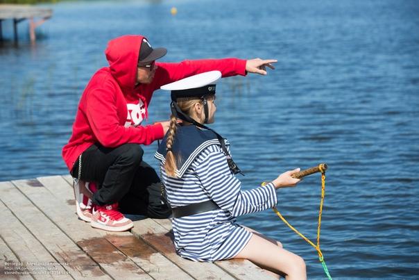 Вейк Парк ENSO | Архангельск | Озеро Волохница