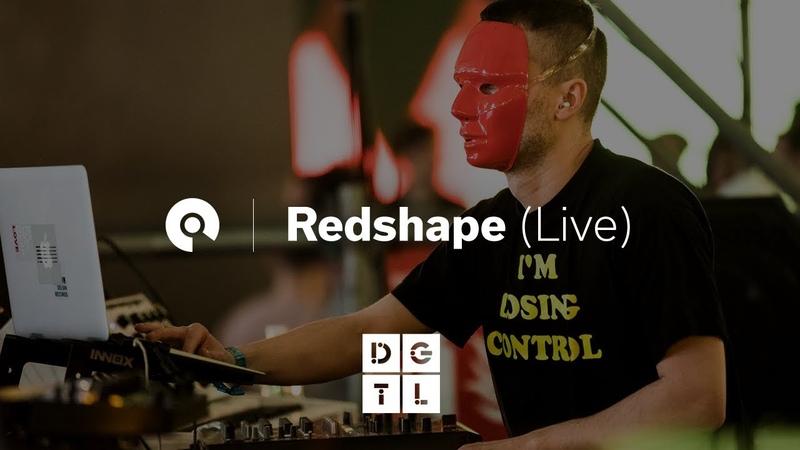 Redshape @ DGTL Amsterdam (BE-AT.TV)