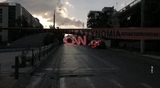 В Афинах в полицейскую будку около посольства России бросили гранату