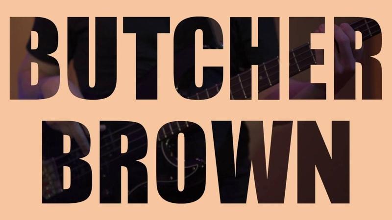 WNRN Commonwealth of Music presents BUTCHER BROWN Healer LIVE