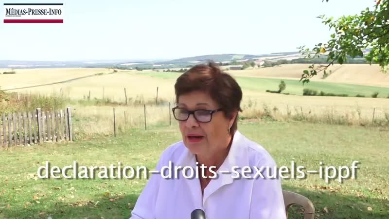 Vers la légalisation de la Pédophilie (Marion Sigaut)