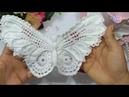 Irish Crochet Lace Butterfly